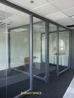 Glass System Wall 創新中心 (無鑽地裝置) 17