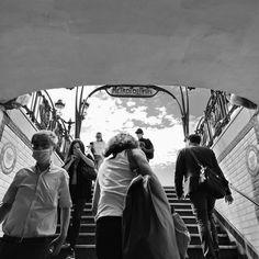Paris Street Photography Print, Black And White Photography, Metropolitan Print, Metro Print, Street Photo, Urban Photography, Paris Print France Photography, Urban Photography, Abstract Photography, Street Photography, Nature Photography, Photo Xmas Cards, London Photos, Black And White Abstract, Paris Street