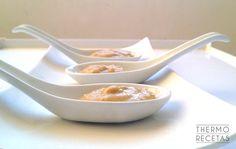 Salsa César para ensaladas, la receta original adaptada a thermomix
