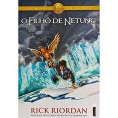 Livro - O Filho de Netuno - Coleção Os Heróis do Olimpo - Livro 2