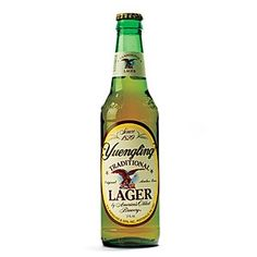 Yuengling Traditional Lager. Finally a beer I actually like :)