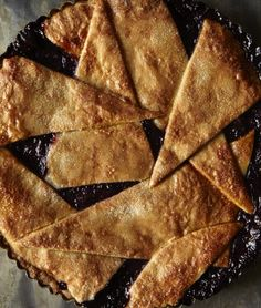 """Concord Grape Farm Cheese and Thyme """" A Holiday Pie Bake with Four ..."""