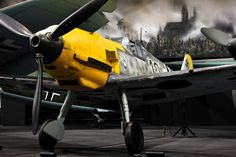 Messerschmitt Bf109E4/B #plane #WW2