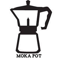 Moka Pot Icon.