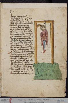 Cod. Pal. germ. 794: [Ulrich] Boner: Edelstein (Schwaben (Oberrhein? [Upper Rhine?]), um 1410/1420), Fol 47r