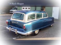 1954 Nash Cross Country