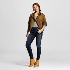 Women's Mid Rise Skinny