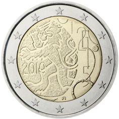 Finlandia 2 euros conmemorativos (Especial) 2010