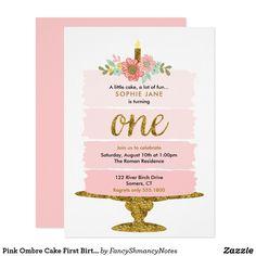 Monkey First Birthday, Gold First Birthday, Purple Birthday, Glitter Birthday, First Birthday Cakes, First Birthday Parties, First Birthdays, Birthday Ideas, Purple Party
