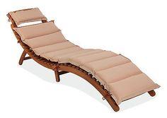 Gartenliege Sonnenliege Holz klappbar Relaxliege Gartenmöbel Rasso in Garten & Terrasse, Möbel, Liegen | eBay