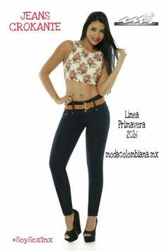 Existen marcas que te hacen sentir más... sexy como CROKANTE, compruébalo por ti misma. Tenemos la colección completa #Primavera2016 ingresa a modacolombiana.mx #Jeans #Fashion #ModaColombiana