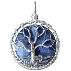 Sodalite Tree of Lif