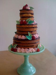 hazelnut chocolate raspberry | Flickr - Photo Sharing!
