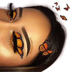 Gardening can be a highly effective healing tool, in particular of these hard times. Bright Eye Makeup, Makeup Eye Looks, Eye Makeup Art, Colorful Eye Makeup, Beautiful Eye Makeup, Crazy Makeup, Cute Makeup, Pretty Makeup, Eyeshadow Makeup