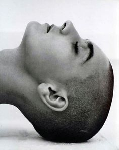 Sinead OConnor by Herb Ritts.