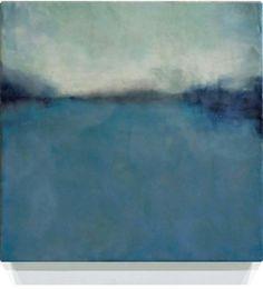 North Sea 09 Janise Yntema Wax Encaustic