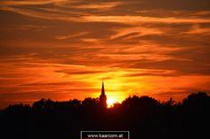 17.09.2014 - Sonnenuntergang @ Neukematen (LL)