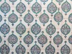 Tile, Topkapı Palace | by Anita363