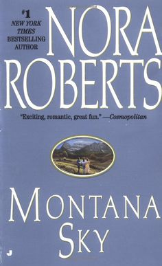 My most favorite Nora Roberts book