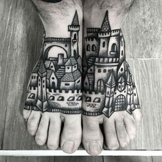 Tattoo done by Simone Ruco.
