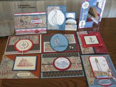 Nautical OSW collection by LoisJP - Cards and Paper Crafts at Splitcoaststampers