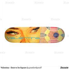 """Your Custom 8½"""" Skateboard"""