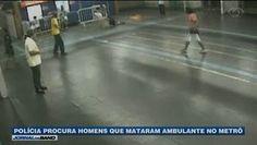 Galdinosaqua em São Paulo: Identificados os suspeitos de mata ambulante no me...
