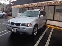 Congrats to Brian McDonald on his 2006 BMW X3! For the best deal on wheels call Jim Zim @203-482-8417