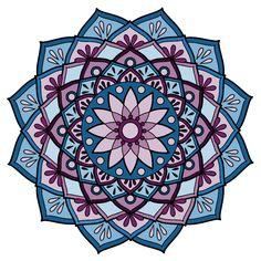 adlı kullanıcının mandala panosundaki pin дизайн узора мандала ve Mandala Art Lesson, Mandala Drawing, Mandala Painting, Painted Flower Pots, Mandala Coloring Pages, Color Pencil Art, Creative Art, Creative Jobs, Art Club
