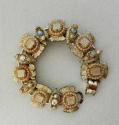 Ancient & Beautiful bracelet 1950 Great design in by RAKcreations
