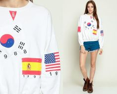 Image result for olympic flag sweatshirt