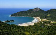 Praia dos Dois Rios (Ilha Grande)