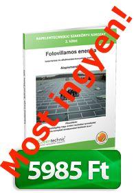 Fotovillamos energia – napelemes alapismeretek - most ingyen!