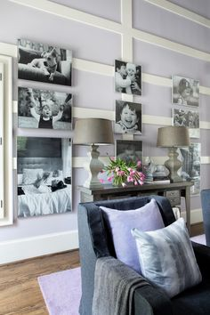 In honor of National Photography Month, HGTV.com is sharing the best parts of printing out your pictures.