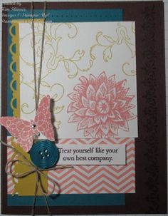 Stampin' Up!  Creative Elements