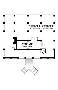 Please note that this plan is not drawn to local specifications. If your building locality requires that the plan is stamped, you will need to find a local architect or engineer to modify and stamp the plan for local codes. Cabin House Plans, Cottage Floor Plans, New House Plans, Small House Plans, The Plan, How To Plan, Unique House Design, Tiny House Design, Loft Floor Plans
