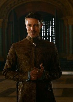 Petyr Baelish by deisegal. Fucker...I love you but you are so black hearted my dear one...