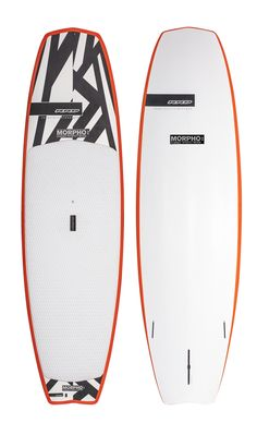 Wave Allround       3 x new shapes that complete the range of both allround and wave boards. The Morpho sups are exactely the right answer for those suppers willing to get only one board to do it all, just better!Based on the outline of a modern Cotan surfboard or sup design for waves,...