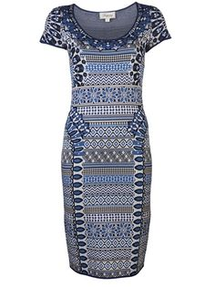 Temperley London - Mimi jacquard dress