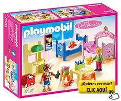 Playmobil - Habitación de los niños (53060) #playmovil