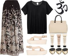 """Hare Krishna"" by ctodtims ❤ liked on Polyvore"