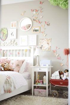 Beautiful Gray/White/Pink