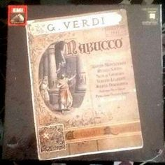 Verdi Nabucco Scotto, Ghiaurov, Philharmonia Orchestra. Riccardo Muti.Reduziert!   eBay Orchestra, Ebay, Cover, Books, Art, Postage Stamps, Shopping, Art Background, Libros