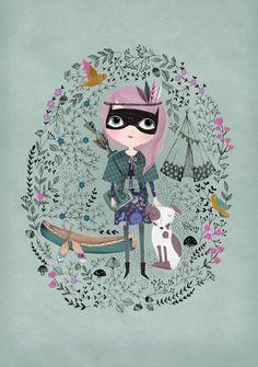 Spy Girl by Rebecca Jones