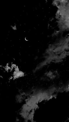 Dark forest, glow of the lake, an eternal dance of death: Zd Night Sky Wallpaper, Black Background Wallpaper, Black Phone Wallpaper, Black And White Wallpaper, Sad Wallpaper, Cute Wallpaper Backgrounds, Galaxy Wallpaper, Iphone Wallpaper 90s, Black Walpaper
