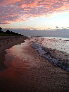 South Shore of the Great Lake Michigan