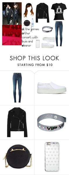 """At the James Arthur concert with Louis and Eleanor"" by tayler-dukes ❤ liked on Polyvore featuring GET LOST, Acne Studios, Vince, Equipment, Betsey Johnson, Michael Kors, OneDirection, eleanorcalder and louistomlinson"