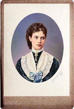 Maria Feodorovna, Empress of Russia by klimbims ...