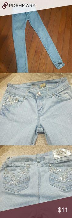 Gently used jeans by Kmj Gently used skinny jeans Sz 5 kmj  Jeans Skinny