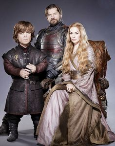 Game of Thrones, the Lannisters, or some of